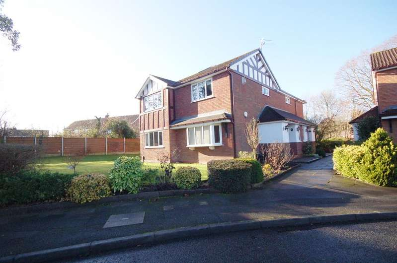 2 Bedrooms Retirement Property for sale in Bamford Close, Heald Green, Cheadle, Cheshire SK8