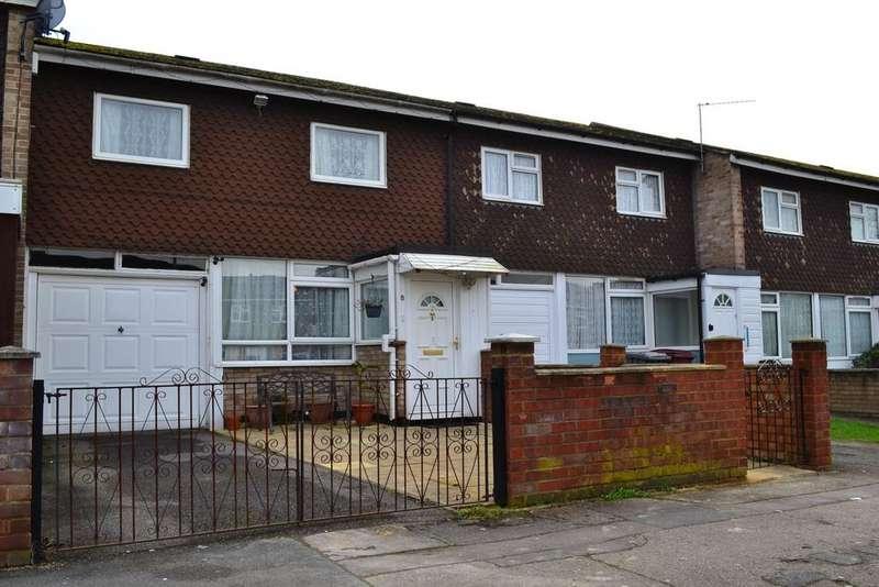3 Bedrooms Town House for sale in Corbridge Road, Reading RG2