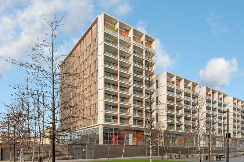 2 Bedrooms Apartment Flat for sale in Dalston Square, Hackney, London E8