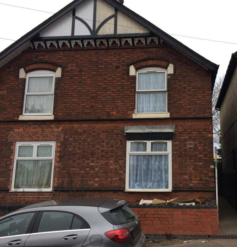 2 Bedrooms Terraced House for sale in Aston Church Road, Washwood Heath, Birmingham B8