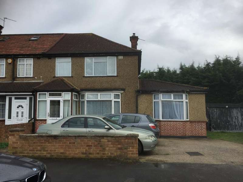 4 Bedrooms End Of Terrace House for sale in Raleigh Road, Southall, Middx UB2