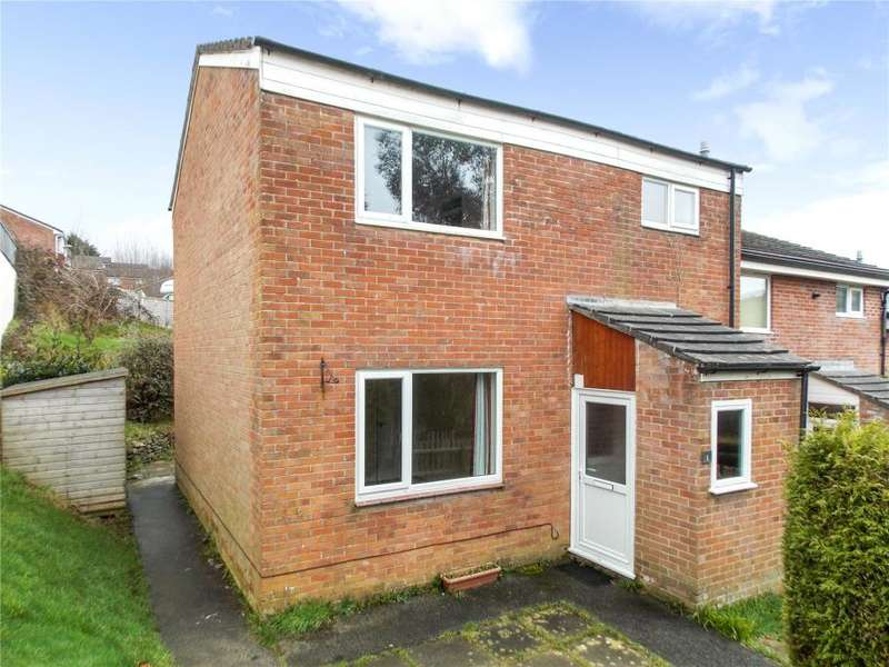 3 Bedrooms End Of Terrace House for sale in Prince Charles Close, Launceston, Cornwall