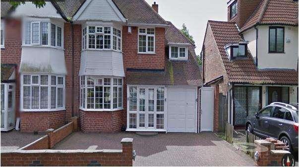 5 Bedrooms Semi Detached House for sale in Wellesbourne Road, Handsworth, Birmingham West Midlands B20