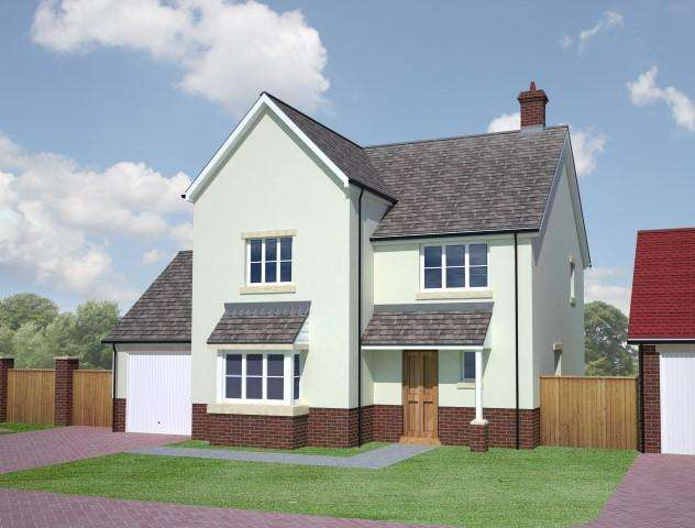 3 Bedrooms House for sale in Haygrove Park, Durleigh Road, Bridgwater TA6