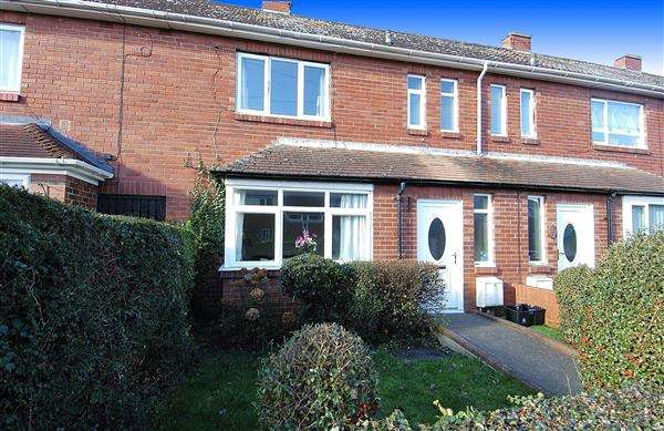 2 Bedrooms Terraced House for sale in Cauldwell Avenue, Monkseaton