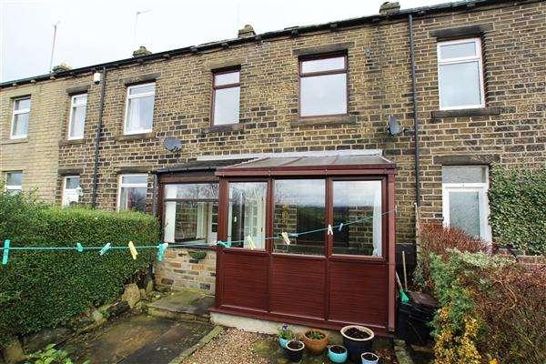3 Bedrooms Cottage House for sale in Victoria Terrace, Delph Hill Road, Halifax