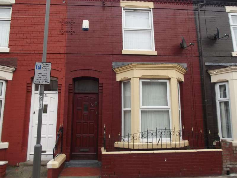 3 Bedrooms Terraced House for sale in Milman road, Walton, Liverpool L4