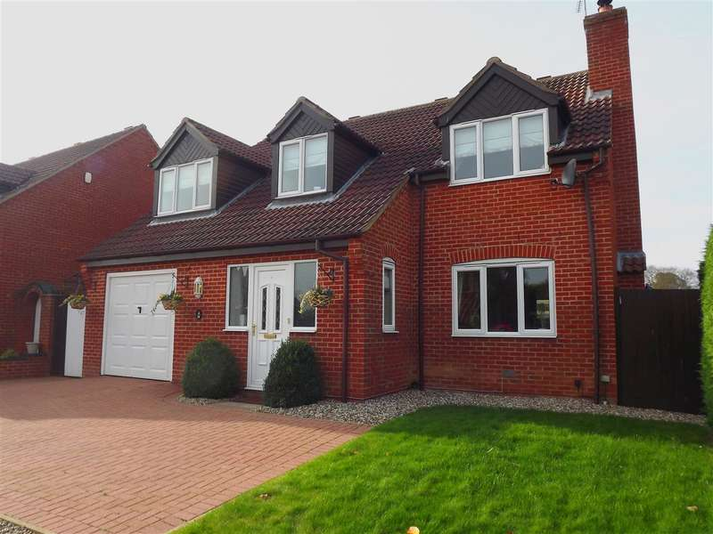 5 Bedrooms House for sale in Halvergate, Norwich, NR13