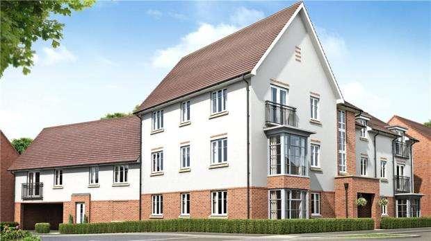 2 Bedrooms Apartment Flat for sale in Eton Court, London Road, Wokingham