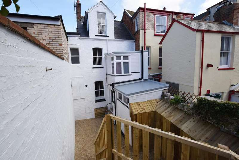 6 Bedrooms Terraced House for sale in ilfracombe, ilfracombe EX33