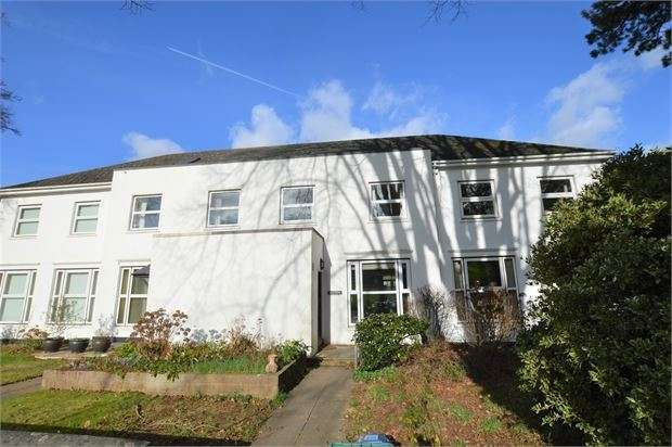 3 Bedrooms Terraced House for sale in Forde Park, Newton Abbot, Devon. TQ12 1DD