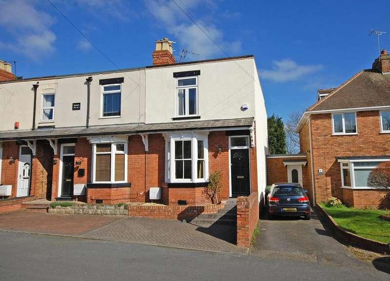 2 Bedrooms Terraced House for sale in Sandy Lane, Tettenhall, Wolverhampton WV6