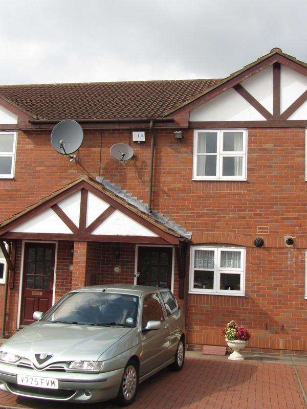 2 Bedrooms Terraced House for sale in Primrose Park, Chapel Street, Pensnett, Brierley Hill DY5