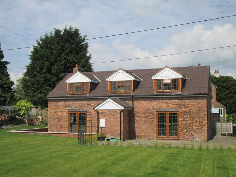 3 Bedrooms Detached House for sale in Ivanhoe, Wall under Heywood, Church Stretton Sy6 7DU
