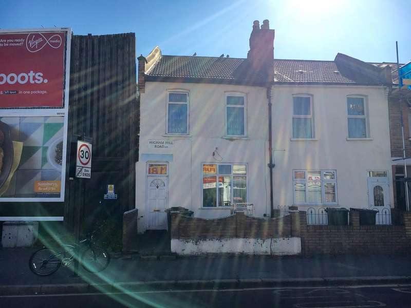 3 Bedrooms End Of Terrace House for sale in higham hill road, walthamstow, london e17