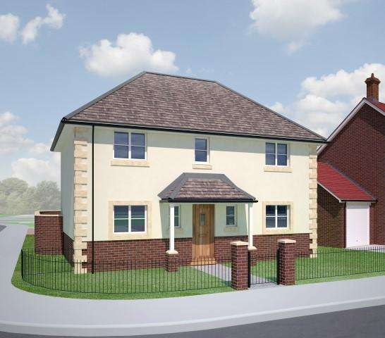 4 Bedrooms Detached House for sale in Durleigh Road, Bridgwater TA6