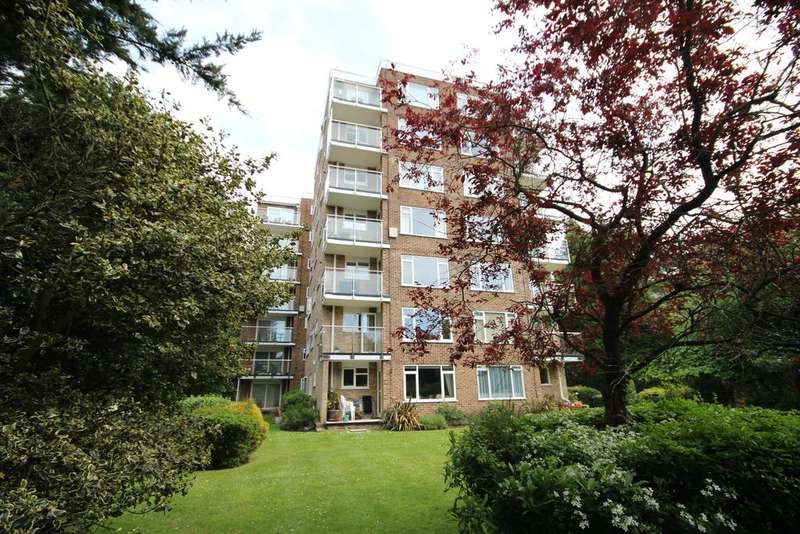 2 Bedrooms Flat for sale in 30 Lindsay Road, Branksome Park, POOLE BH13