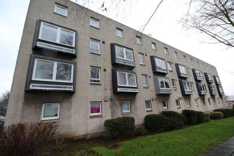 2 Bedrooms Flat for sale in Dalcraig Crescent, Dundee, DD4