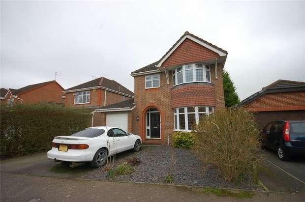 3 Bedrooms Detached House for sale in Briskman Way, Aylesbury, Buckinghamshire