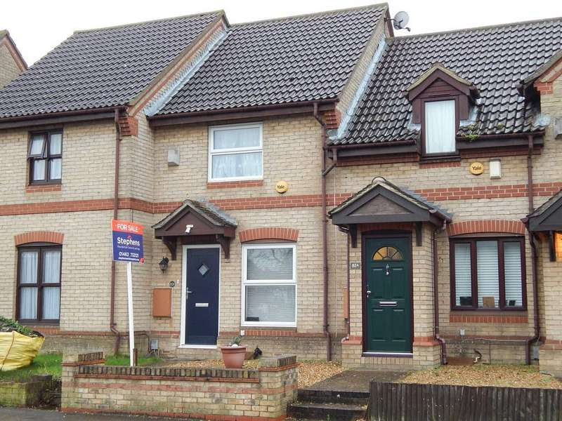 2 Bedrooms Terraced House for sale in High Street, Arlesey, SG15 6SL