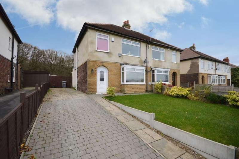 3 Bedrooms Semi Detached House for sale in Soothill Lane, Batley, WF17