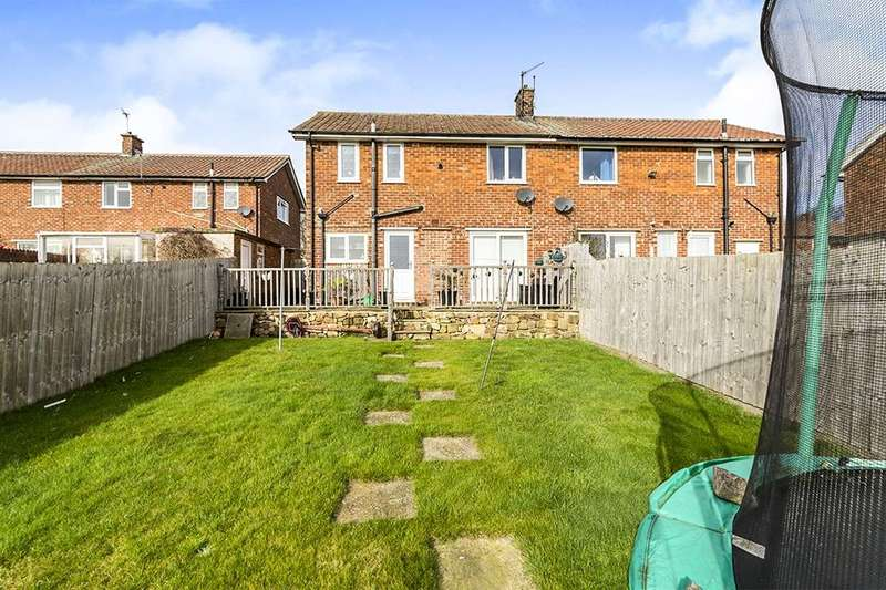 3 Bedrooms Property for sale in Eggleston View, Darlington, DL3