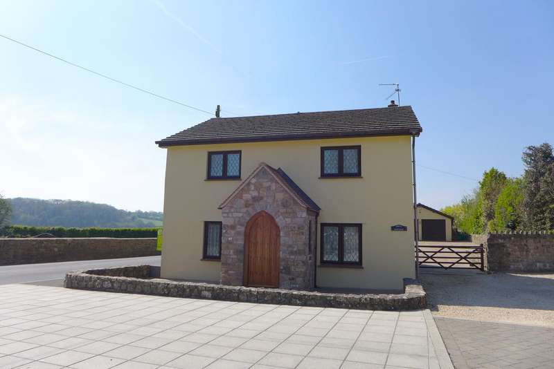 4 Bedrooms Detached House for sale in Caerwent, Monmouthshire NP26