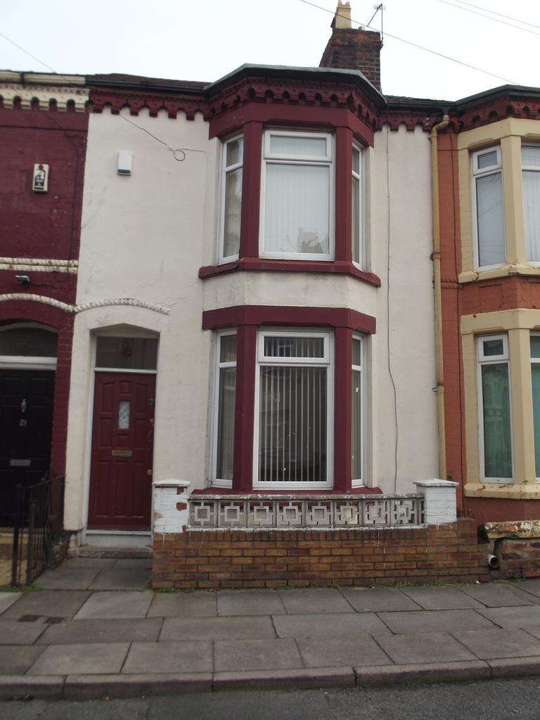 3 Bedrooms Terraced House for sale in Gilroy Road, Kensington, Liverpool L6