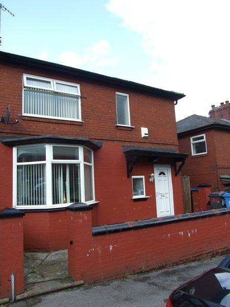 3 Bedrooms Semi Detached House for sale in Edge Lane Road, Higginshaw, Oldham OL1