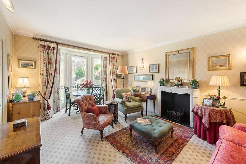 2 Bedrooms Apartment Flat for sale in Milmans Street, London SW10