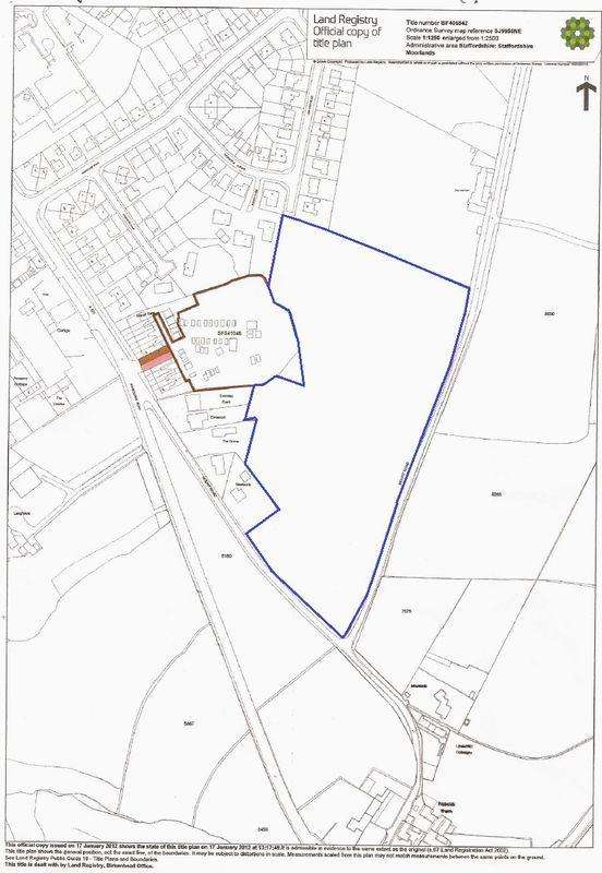 Residential Development Commercial for sale in Mount Road, Leek