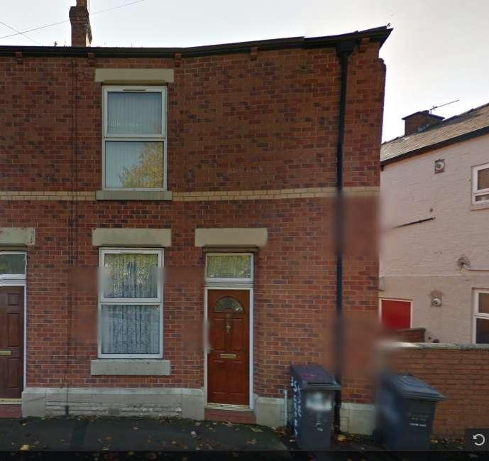 2 Bedrooms End Of Terrace House for sale in Ryecroft Street, Oldham OL7