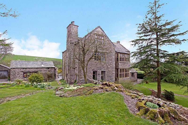 5 Bedrooms Detached House for sale in Blease Hall, Old Hutton, Kendal, Cumbria