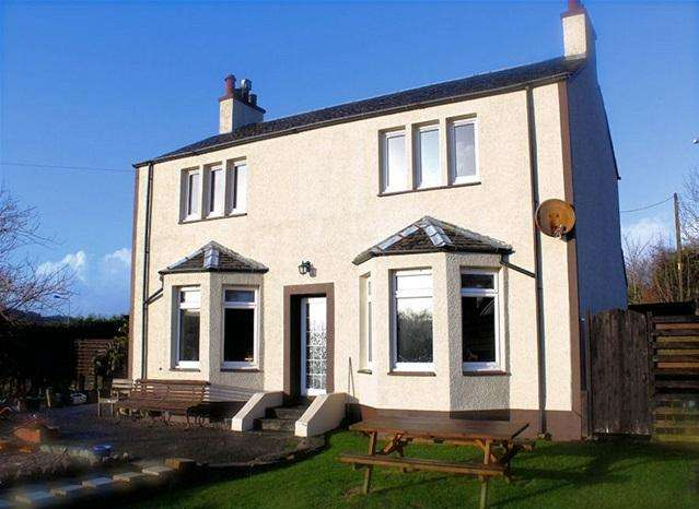 4 Bedrooms Detached House for sale in Cabrach, Manse Brae, Lochgilphead, PA31 8QZ