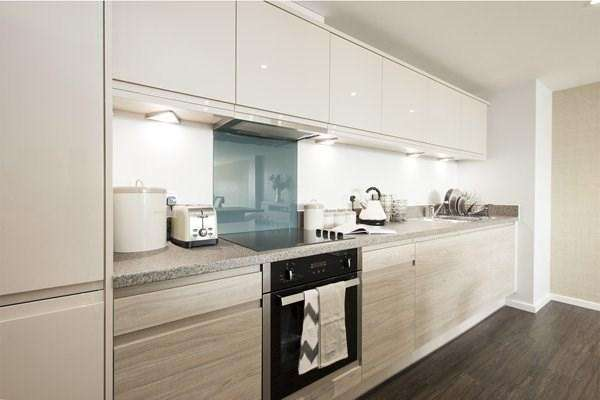1 Bedroom Penthouse Flat for sale in 11.01 Marco Island, Huntingdon Street, Nottingham NG1