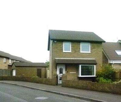 3 Bedrooms Detached House for sale in Woodham Park, Barry CF62