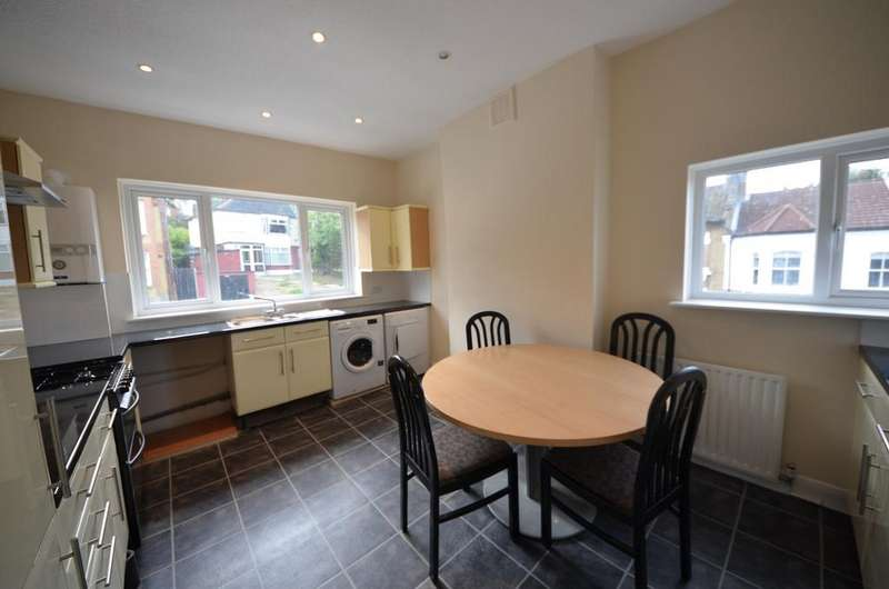 2 Bedrooms Flat for sale in Hillcourt Road, East Dulwich, London SE22