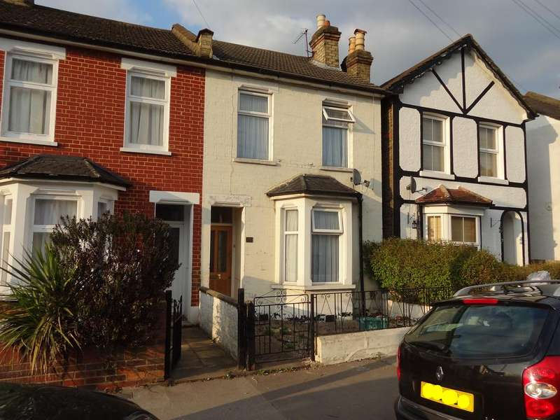 3 Bedrooms Terraced House for sale in Mansfield Road, South Croydon CR2