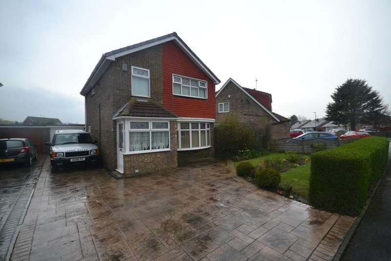 3 Bedrooms Detached House for sale in Cayton close, Redcar TS10