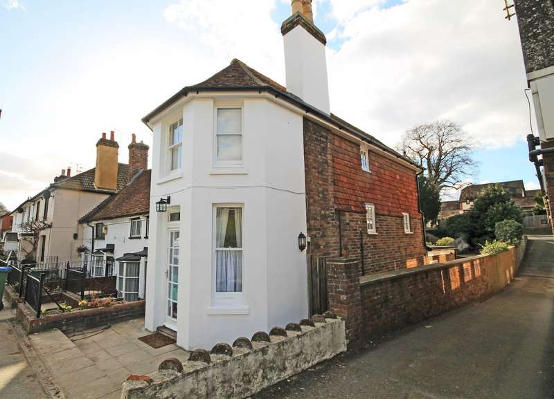 2 Bedrooms End Of Terrace House for sale in High Street, Billingshurst, RH14