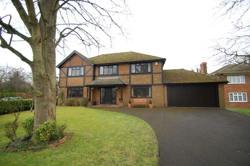 5 Bedrooms Detached House for sale in Donnay Close, Gerrards Cross, SL9
