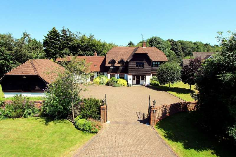 9 Bedrooms Detached House for sale in Kiln Fields, Wooburn Common, HP10