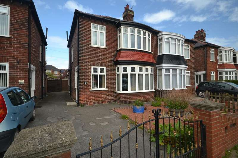 3 Bedrooms Semi Detached House for sale in Corporation Road, Redcar TS10
