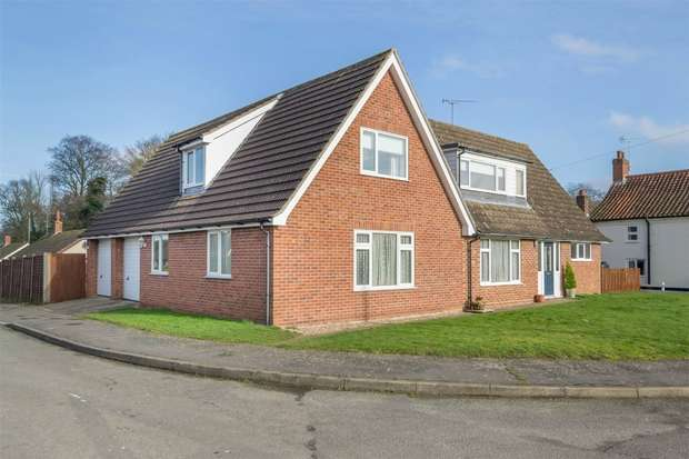 4 Bedrooms Detached House for sale in Fairview Drive, Colkirk