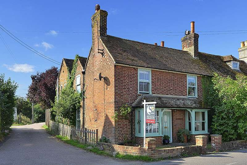 4 Bedrooms Semi Detached House for sale in Adams Cottage, Shalmsford Street, Chartham, CT4