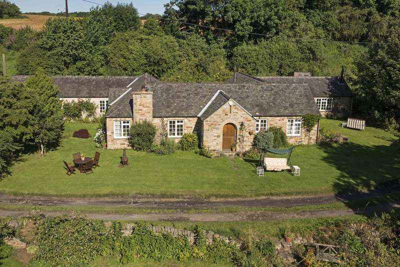 4 Bedrooms Cottage House for sale in Whitley Mill, Hexham, Northumberland NE46