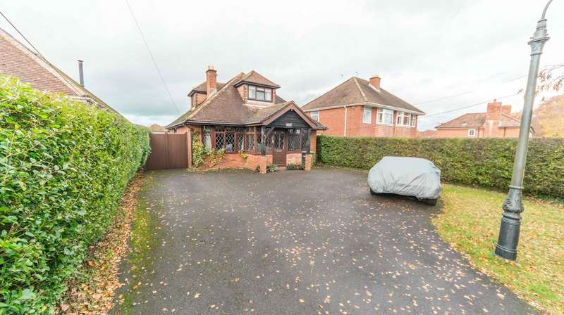 5 Bedrooms Detached House for sale in Holmesland Lane, Botley, Southampton SO30