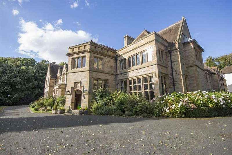 3 Bedrooms Apartment Flat for sale in 3 Castle Hill House, Wylam, Northumberland NE41