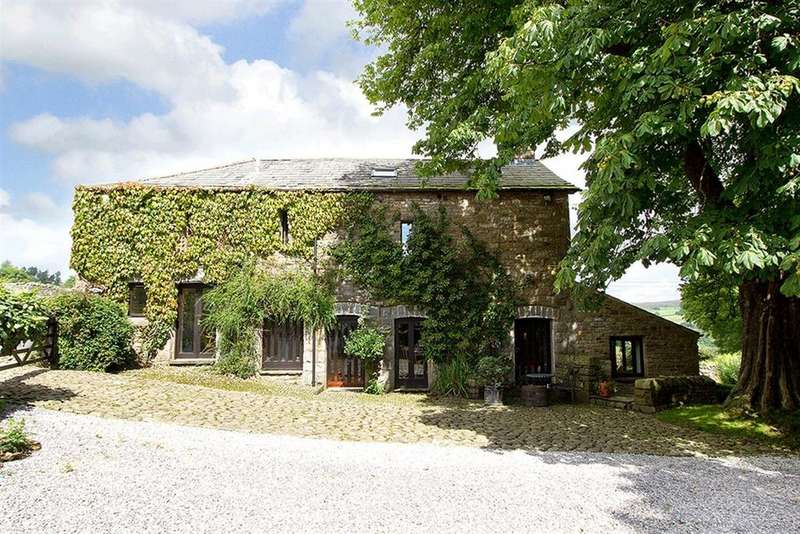 4 Bedrooms Barn Conversion Character Property for sale in Low Haycote Barn, Gawthrop, Sedbergh, Cumbria