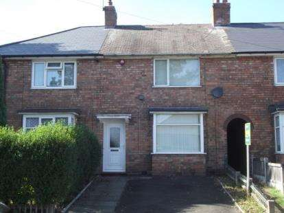 2 Bedrooms Terraced House for sale in Tansley Road, Birmingham, West Midlands
